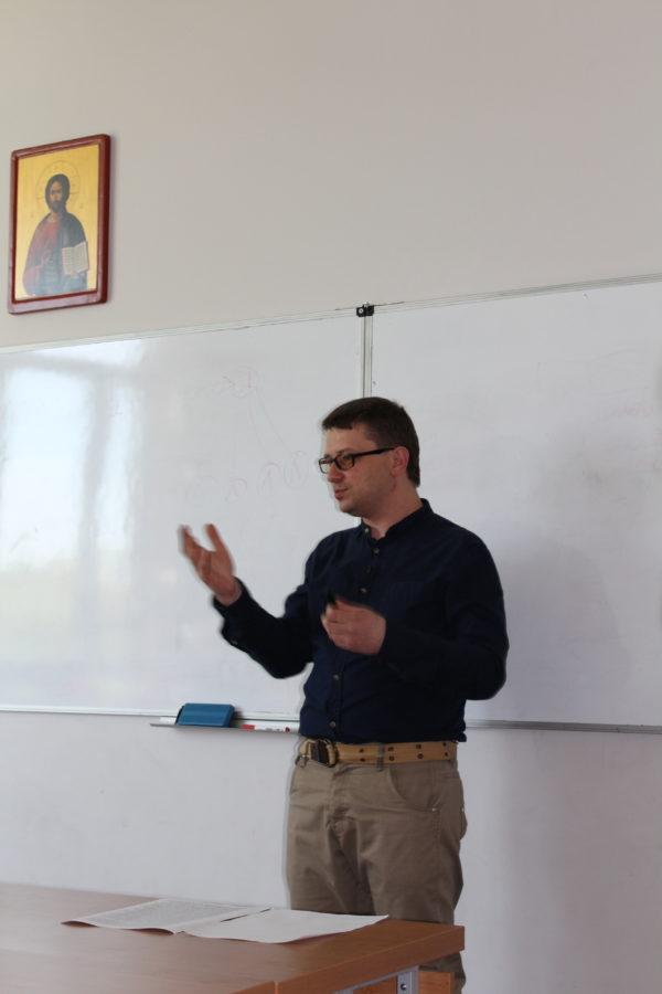 """Анатолій Бабинський """"Розділення церкви і держави"""" (02.06.2017р.)"""
